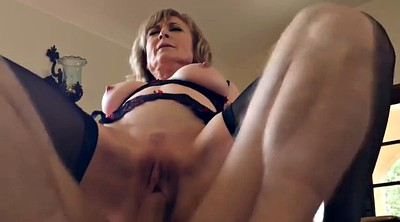 Young fuck old, Blonde milf