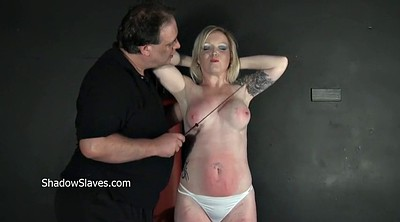 Whipping, Breasting, Breasts bondage, Bondag