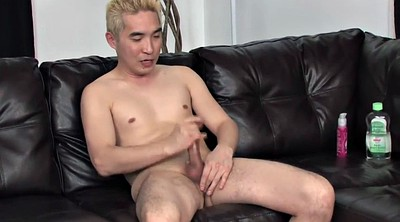 Leather, Asian guy, Gay guys