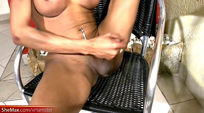 Teen shemale, Show, Jerking, Beautiful shemale, Tree, Shemale and shemale
