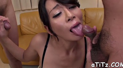 Asian, Japanese big tits