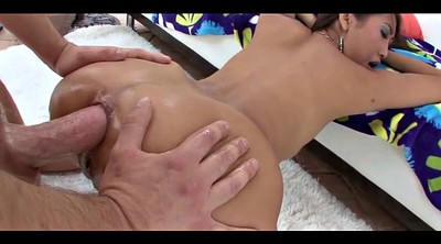 Sharon lee, Sharon, Asian gape