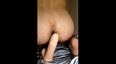 Voyeur masturbating, Masturbation hairy
