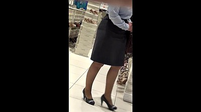 Mature feet, Shop, Sexy, Pantyhose feet