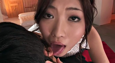 Japanese cum, Japanese mouth