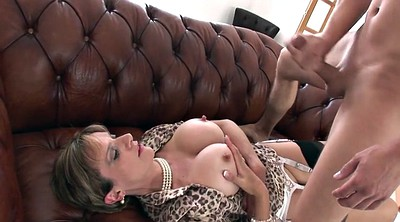 Nylon, Sofa, British milf
