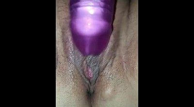 Wife dildo, Licking pussy