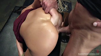 Roxy, Rough anal, Anal slave