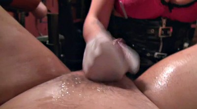 Ebony anal, Huge toys, Anal strapon bdsm