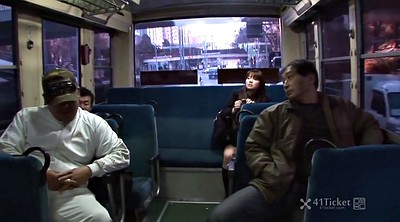 Bus, Japanese bus, Japanese gangbang, Japanese ride, Caught, Japanese riding
