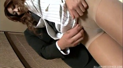 Japanese blowjob, Japanese woman, Japanese office