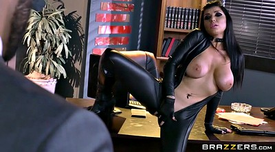Romi rain, Leather, Piercing