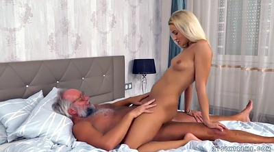 Kiss, Ride, Old grandpa, Old & young, Granny missionary, Filthy
