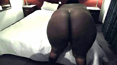 Pussy spanking, Black pussy
