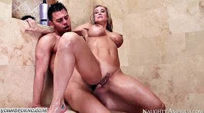 Brandi love, Brandy love, Mature shower, Brandy