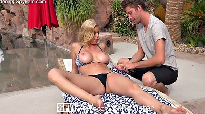 Alexis fawx, Creampie mom, Son mom, Mom creampie, Busty mom, Step son
