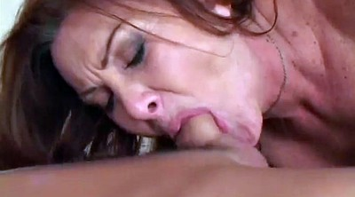 Hairy mature, Hairy, Throat, Mature facials