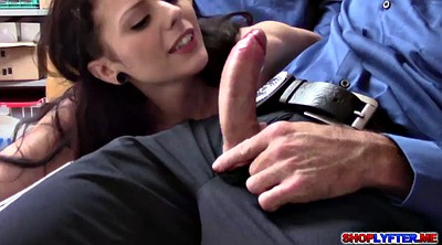 Office threesome, Cops