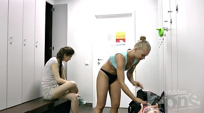 Hidden camera, Camera, Locker room, Hidden teen