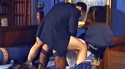 Stewardess, Classic anal, French classic, Vintage interracial, Vintage classic, Interracial french