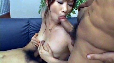 Japanese group, Japanese threesome, Japanese sex
