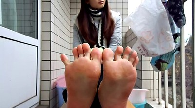 Chinese foot, Chinese teen, Chinese feet, Chinese g