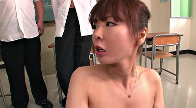 Teacher, Japanese teacher, Japanese student, Japanese gangbang, Japanese big, Milf teacher