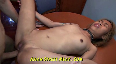 Thai, Hole, Thai anal, Teeth