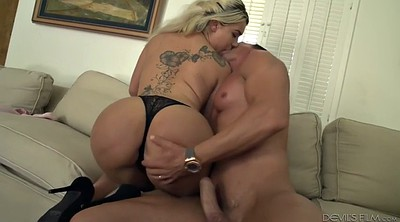 New, Riding milf