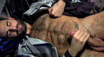 Hairy solo, Hairy solo masturbation, Hairy man