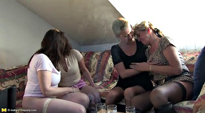 Mature gangbang, Mature and boy, Granny gangbang, Young boy, Mature group, Mature boy