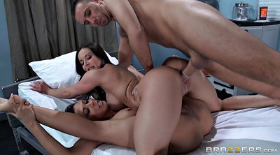 Kendra lust, Threesome, Hospital