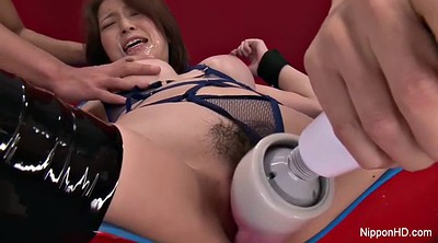 Japanese big tits, Japanese big tits solo, Hairy solo masturbation