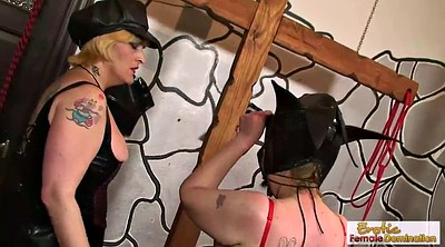 Whip, Whipping, Whipped, Latex lesbian, Lesbian bdsm, Latex bondage