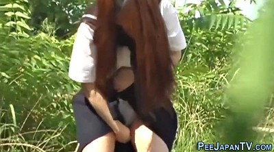 Japanese outdoor, Japanese student, Japanese public, Japanese hd, Outdoor pee