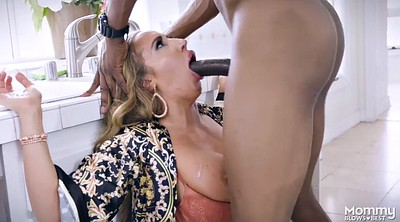 Richelle ryan, Mature interracial