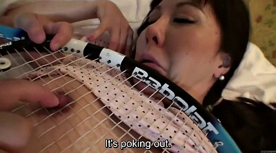 Japanese, Hotel, Japanese wife, Subtitles, Asian hotel, Japanese big
