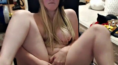Chubby solo, Solo cam, Secret, Chubby blonde, Chubby cam