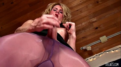 Mature pantyhose, Older, Trapped, Trap, Solo nylons, Shemale pantyhose