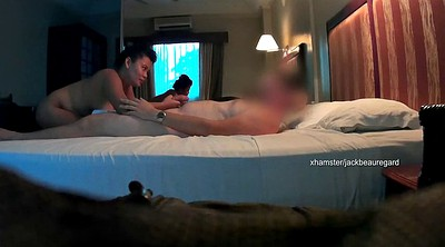Asian mature, Tit fuck