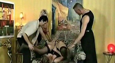 Swinger, German foursome