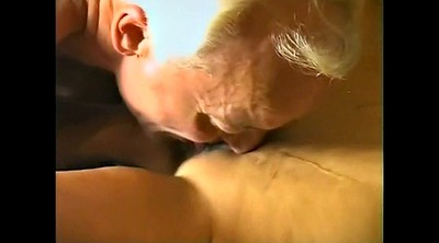 Old couple, Granny blowjob
