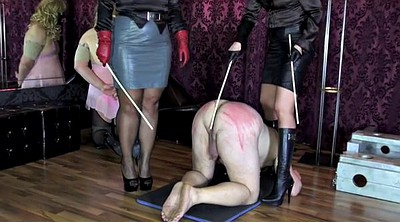 Caning, Spanking mature