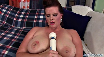 Dildo, Bbw boobs, Magic, Boobs sucking