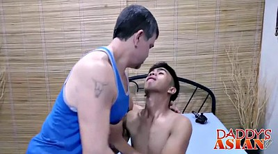 Asian cumshot, Big hole