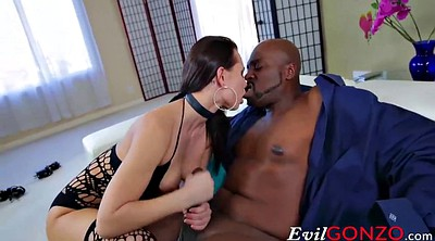 Black girl, Black blowjob