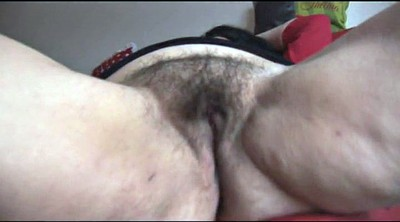 Mature hairy, English