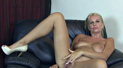 Interview, Mature casting, Casting mature, Olga