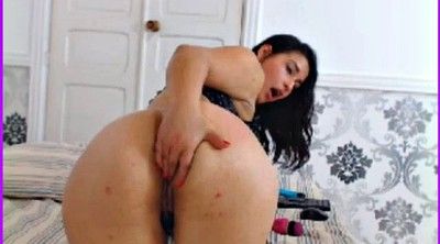 Big ass, Anal dildo, Big ass dildo