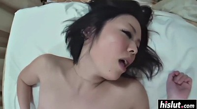Hairy creampie, Girl, Asian cumshot
